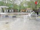 Trg-sanacija poslije poplave