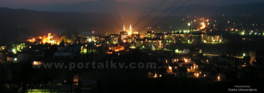 Kotor Varos -panorama